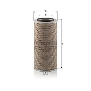 1 Filtre à air MANN-FILTER C 24 650/1 Piclon convient à DAF FIAT FORD IVECO MWM