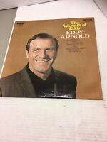 The Warmth Of Eddy Arnold Vtg Vinyl Preowned