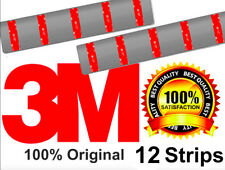 12 * Car Number Plate Sticky Pads Stickers Pads Double Sided Fixing Tape Strips