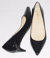 COLE HAAN AIR~NWOB~PATENT LEATHER *JULIANA* POINTED TOE~KITTEN HEELS PUMPS~6.5
