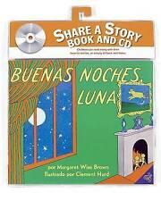 NEW Buenas noches, Luna libro y CD (Libros Para Mi Bebe) (Spanish Edition)