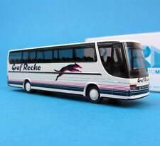 Rietze H0 64014 Setra S 315 HDH Bus Graf Recke Reisebus Omnibus OVP HO 1:87 box