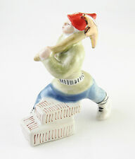SUBBOTNIK Russian Ukrainian Porcelain Figurine KOROSTEN #3