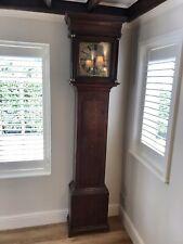 Longcase Grandfather Clock