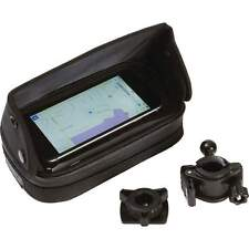 Diamond Plate™ Adjustable, Waterproof Motorcycle/Bicycle GPS/Smartphone Mount