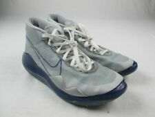Nike Zoom KD 12 iD Basketball Shoes Men's Silver/Navy Used Multiple Sizes