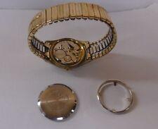 Andre bouchard 17 jewel shock resistant wrist watch anti magnetic