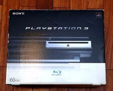 PlayStation 3 PS3 Console CECHA00 60GB Backwards Compatible Japan system US Sell