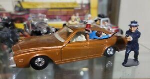 New 1976 Corgi #290 Kojak Buick car and figurines