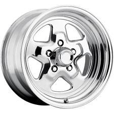 15x4 Polished Ultra Octane Wheel 5x4.5 (5x114.3) -19 Offset 521-5465P