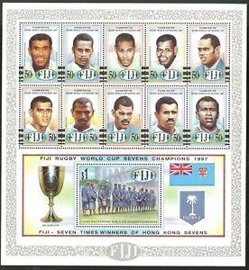 Fiji   1997   Scott # 805  Mint Never Hinged Souvenir Sheet
