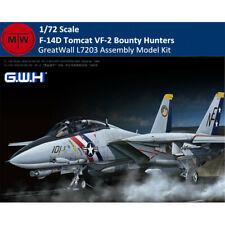 GreatWall L7203 1/72 F-14D Tomcat VF-2 Bounty Hunters Aircraft Model