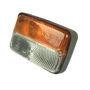 Massey Ferguson 250 Front Combination LH/RH Lights Vat Included GS41133