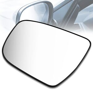 Fit 15-17 Nissan Juke OE Style Left Side Door Mirror Glass Lens - 963663YM6A