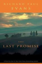 The Last Promise by Richard Evans (2002, Hardcover)
