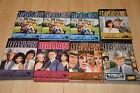 lot 8 coffrets DVD DALLAS intégrales des saisons 1 2 3 4 5 6 et 7 - VF