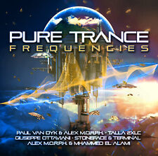 CD Pure Trance Frequencies von Various Artists 2CDs