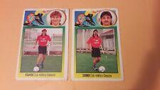 Cromo Coloca Staniek y ziober Album Liga 93 94 Tenerife Pegatina  Sin Pegar