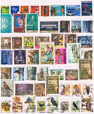 ZAMBIA 1964 - 1989 Collection (51) CV $18+