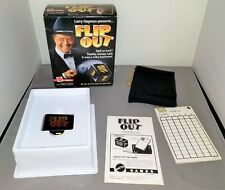 Larry Hagman Presents Flip Out Game 1985 Mattel Game COMPLETE
