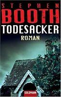 Todesacker: Roman von Stephen Booth | Buch | Zustand gut