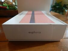 EUPHORIA CALVIN KLEIN GIFT SET PARFUM SPRAY 3.4 & 1.0oz & 3.4 LOTION NEW IN BOX