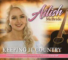 Ailish McBride - Keeping it Country - New CD Album