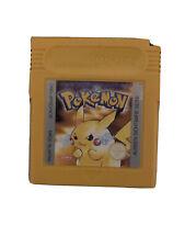 Nintendo Game Boy, Gameboy Color Spiel, Pokemon Gelbe Edition