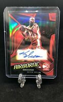 2019-20 Panini Chronicles KEVIN WILLIS Red Airborne Prizm Autograph Auto Hawks