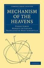 Mechanism of the Heavens by Pierre Simon Laplace (2009, Paperback)