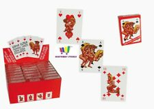 KAMA SUTRA PLAYING CARDS NOVELTY FUNNY GIFT GRAPHIC CARTOON GAME DECK ADULTS SEX