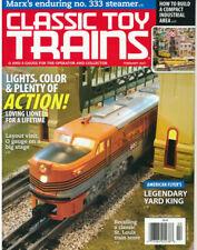 Classic Toy Trains Magazine December 2020 Christmas Spirit & Cheer E482