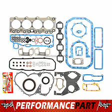 Engine Full Gasket Set 92-94 ISUZU NPR TRUCK 4BD2-T Turbo Diesel 350