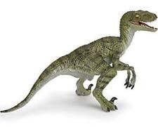 Green Velociraptor (Papo Figurine)