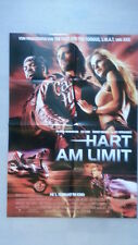 Filmplakat : Hart am Limit ( Ice Cube )