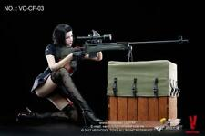 1/6 Phicen TBLeage VC Crossfire-Defender of Fox Legend Female Action Figure Set