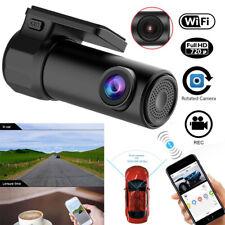 Wifi Auto Kamera DVR Dashcam HD Camcorder Video Unfall Recorder G-Sensor KFZ
