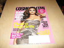 Cosmopolitan Magazine Mila Kunis  February 2011 Flatten Your Belly