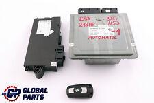 BMW E90 E93 325i E60 LCI 525i N53 218HP ECU Kit DME CAS3 + Key 7586940 Automatic