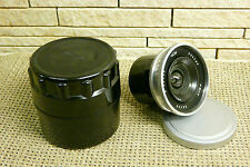 RUSSAR MP-2  F5,6 /20mm USSR /Russian lens M39 for RF camera.EXCELLENT ! (147)