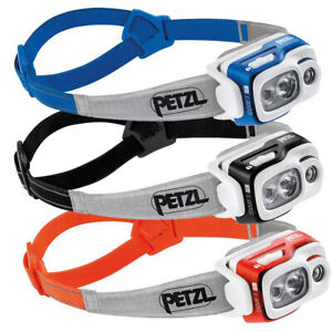Petzl Swift RL Headlamp - 900 Lumens w/ Reactive Lighting