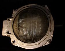 Antique Crouse- Hinds Explosion Proof Light Fixture Industrial Unique Lighting