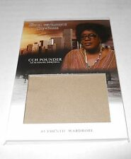 Mortal Instruments City of Bones Costume Trading Card #W-CCH CCH Pounder