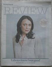 Keeley Hawes - Daily Telegraph Review – 19 March 2016