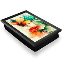 Deluxe Lap Tray - Lady Watercolour Art Home Gift #21211