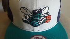 new era snapback Charlotte Hornets