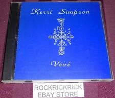 KERRI SIMPSON + VEVE -6 TRACK CD EP- VERY RARE (SPUD 001 CD)