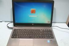 "HP ProBook 650 G1 15.6"" Laptop i5-4330M 2.8GHz 8GB Ram, 500GB HD +32GB SSD, WiFi"