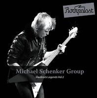 MICHAEL GROUP SCHENKER - ROCKPALAST: HARDROCK LEGENDS VOL.2  CD NEU