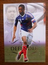 2011 Futera Unique Soccer Card - France PATRICE EVRA  Mint